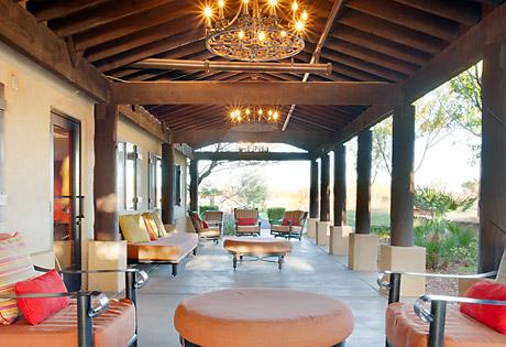 Exterior Patio - Cibola Vista Resort and Spa, Peoria AZ pic
