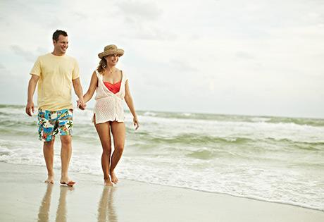 St. Petersberg FL Beach