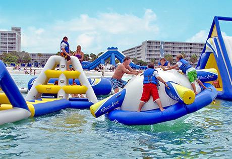 St. Petersberg FL Water Activities