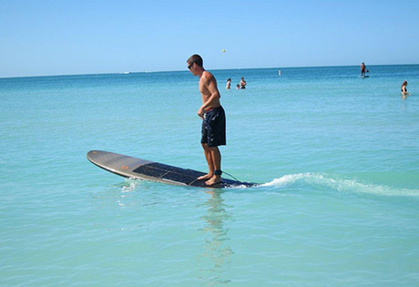 St. Petersberg FL Water Board